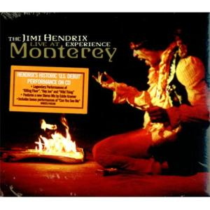 The Jimi Hendrix Experience - Live At Monterey (2007)