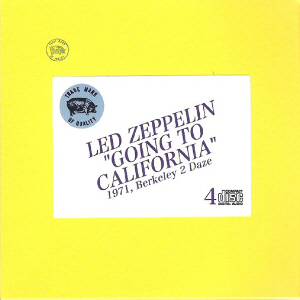Led Zeppelin Going To California 171 Classic Rock Review