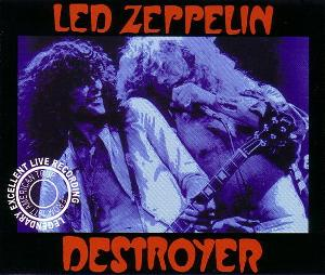 Led Zeppelin Destroyer 171 Classic Rock Review