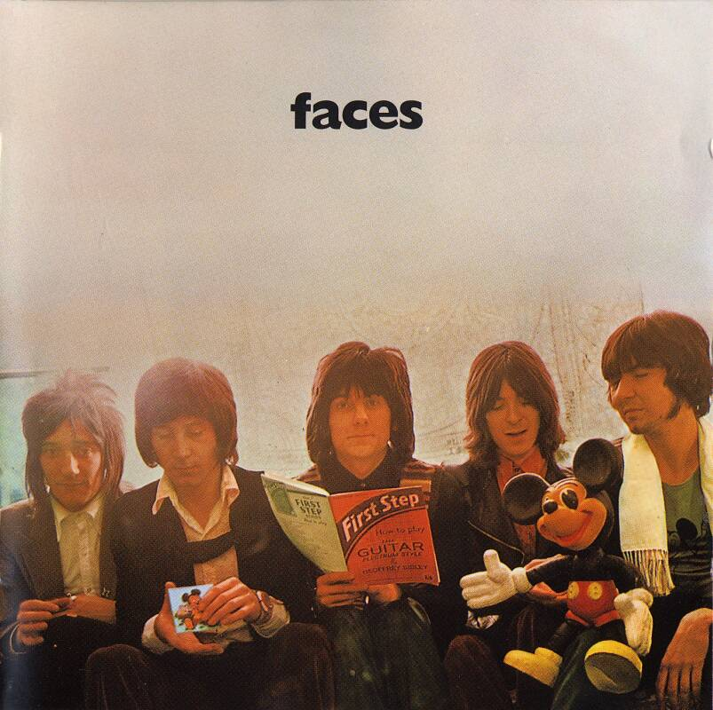 The Faces First Step (1970)