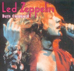 Led Zeppelin Days Confused (Dallas, March 1975)