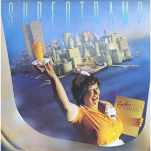 Supertramp Breakfast In America (1979)