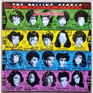 The Rolling Stones Some Girls (1978)