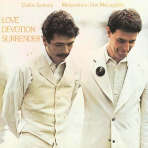 Carlos Santana & John McLaughlin Love Devotion Surrender (1973)