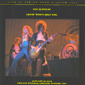 Led Zeppelin Cryin' Won't Help You « Classic Rock Review