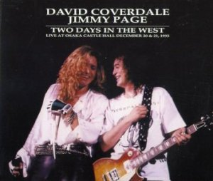 Coverdale Page Two Days In The West (Osaka, December 1993)