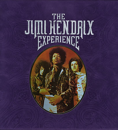 Jimi Hendrix - The L.A. Forum Concert Volume 1