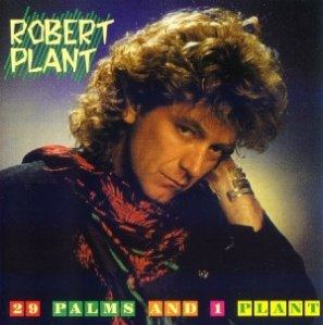 Robert Plant 29 Palms And 1 Plant (Amsterdam, December 1993)