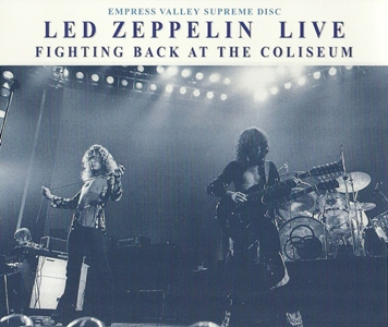 Led Zeppelin Fighting Back At The Coliseum « Classic Rock Review