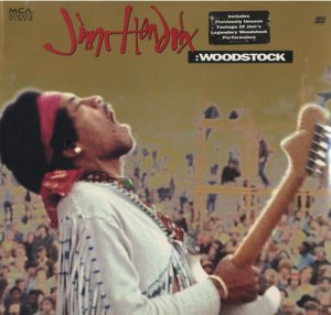 Jimi Hendrix: Woodstock (1994)