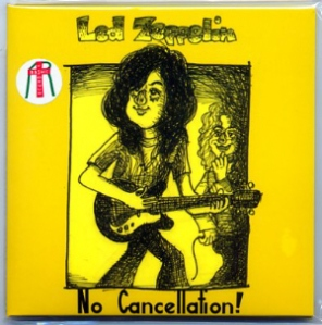 Led Zeppelin No Cancellation! (Paris, December 1969)