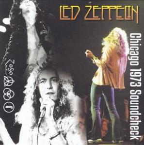 Led Zeppelin Chicago 1973 Soundcheck (July 1973)
