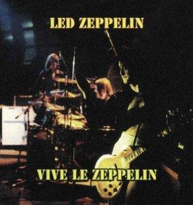 LZ Vive le Zeppelin France 1973 front
