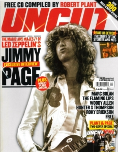 Jimmy Page interview in Uncut (2005)