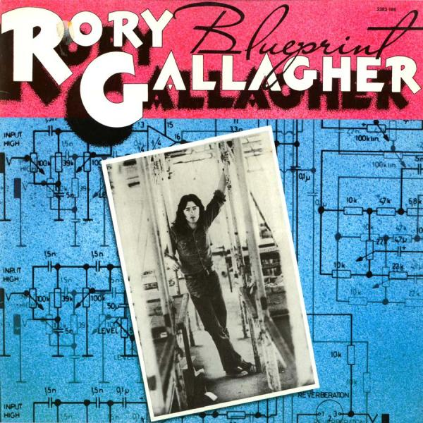 Rory gallagher blueprint classic rock review rory gallagher blueprint 1973 malvernweather Gallery