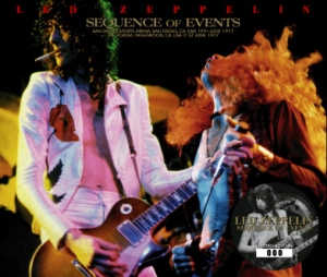 Led Zeppelin Sequence Of Events (San Diego & LA Forum, June 1977)