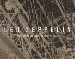 Led Zeppelin The Complete Studio Recordings [Box set, Original recording remastered] (1993)