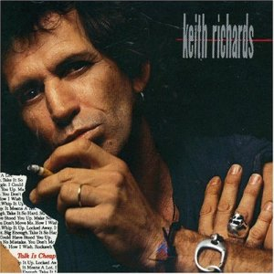 Keith Richards Talk Is Cheap (1988)