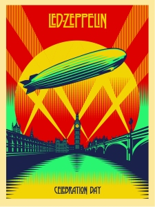 Led Zeppelin Celebration Day DVD: 'There was a swagger – we knew we were good' from The Guardian (October 2012)