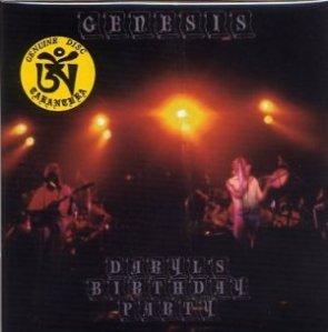 Genesis Daryl's Birthday Party (Tokyo, November 1978)