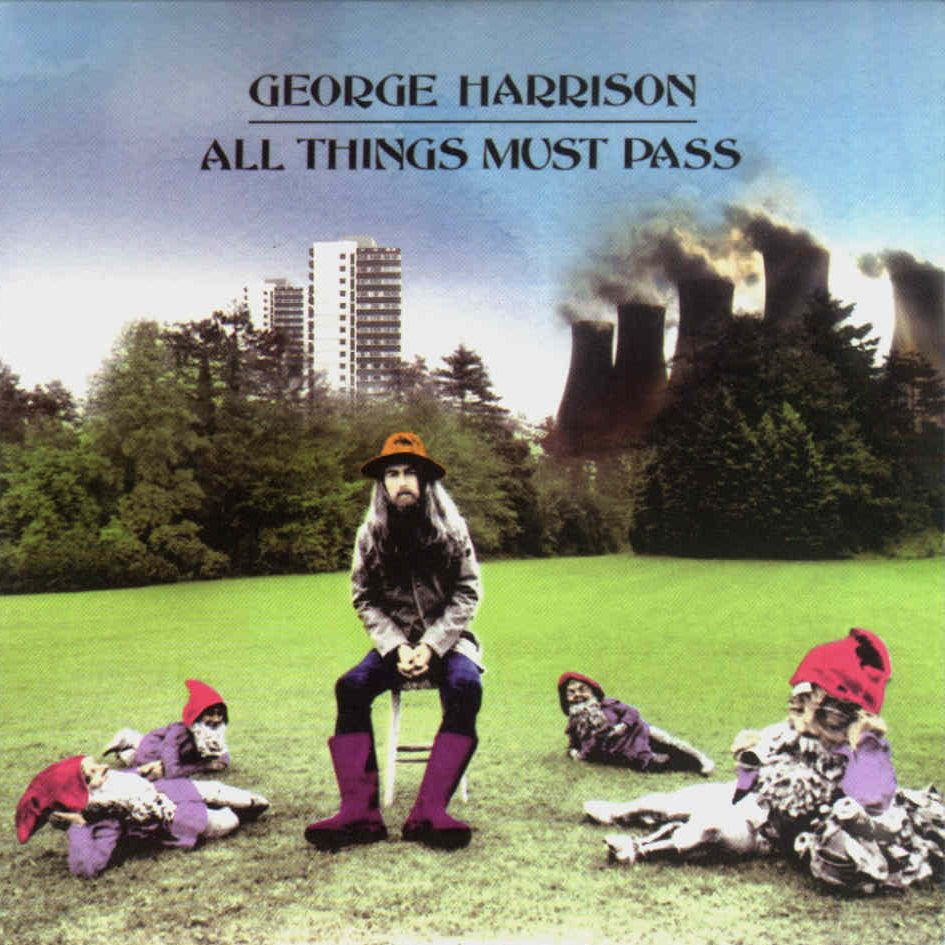 George Harrison All Things Must Pass 1970