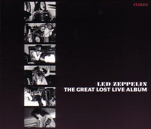 Led Zeppelin The Great Lost Live Album (Southampton ...