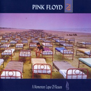 Pink Floyd - 1987 - A Momentary Lapse Of Reason(Capa)