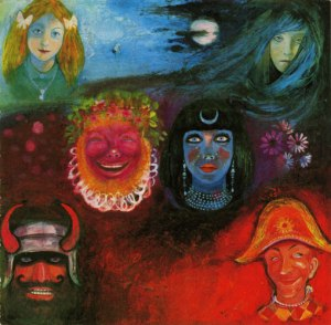 King Crimson In The Wake Of Poseidon (1970)