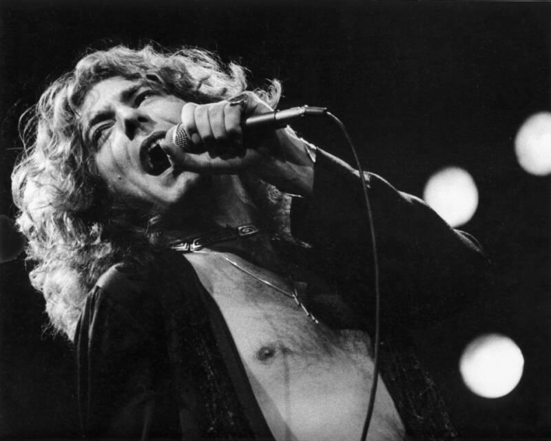 Led Zeppelin Tour Review