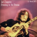Led Zeppelin Bootleg License (Long Beach, March 1975)