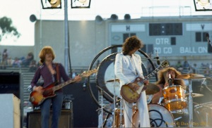 Led Zeppelin Concert Memories: Kezar Stadium, San Francisco, June 2nd 1973