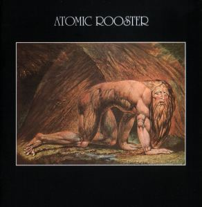 Atomic Rooster Death Walks Behind You (1970)