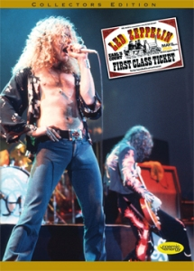 Led Zeppelin First Class Ticket DVD (Earl's Court, May 1975)
