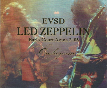 Led Zeppelin Earl's Court Arena 2405 Evoluzione « Classic Rock Review