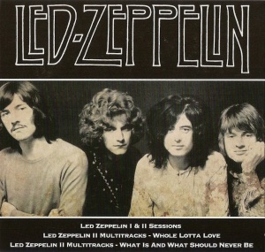 Led Zeppelin Studio Magik Sessions 1968-1980