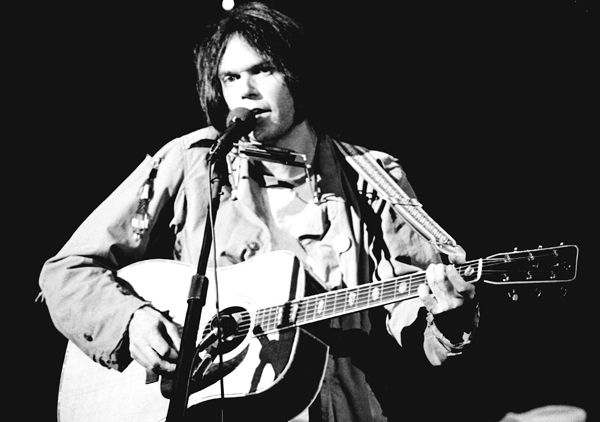 Neil Young interview in Rolling Stone April 30th 1970 ...