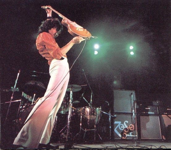 Jimmy Page, 1973 02