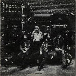 The Allman Brothers Band At Fillmore East (1971)