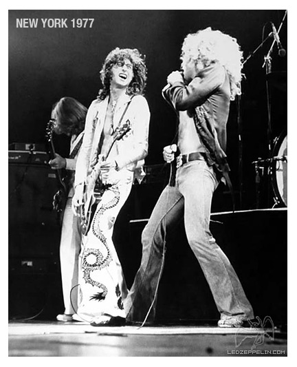Led Zeppelin Concert Memories Madison Square Garden Ny June 8th 1977 Classic Rock Review
